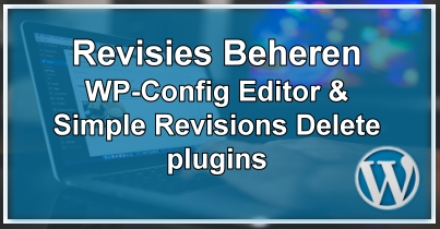 WordPress Revisies
