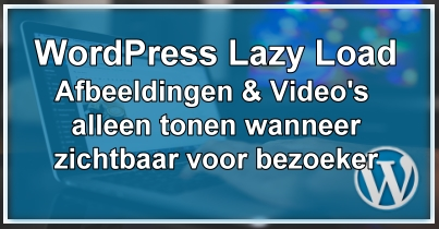 WordPress Lazy Load