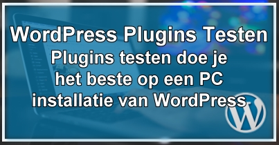 WordPress Plugins Testen