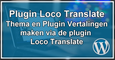 WordPress Loco Translate