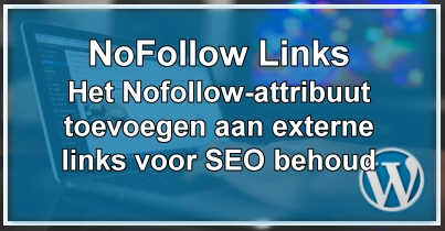 Affiliate & NoFollow -Links