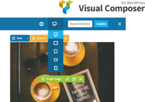 WordPress Cursus Visual Composer