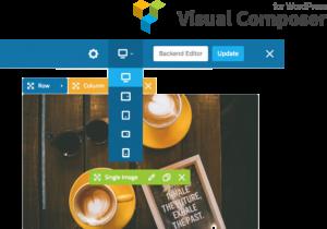 WordPress Cursus Visual Composer