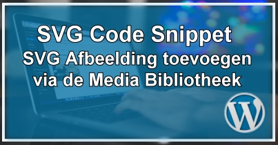 SVG Afbeelding Code Snippet
