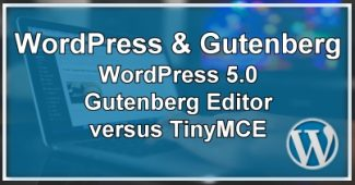 WordPress 5.0 & Gutenberg