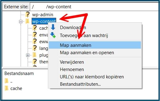 WordPress Plugin map maken