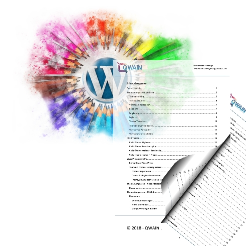 WordPress Thema Aanpassen Naslagwerk