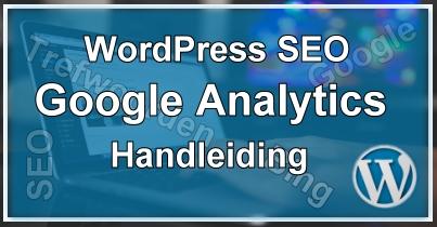 WordPress SEO Google Analytics