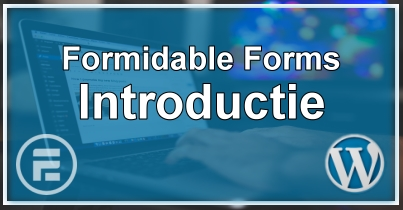 Formidable Forms Introductie