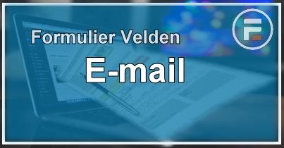 Formulier E-mailadres veld