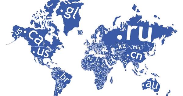 landen domeinnamen
